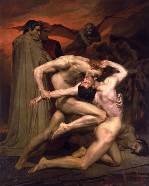 Bougereau-Dante-and-Virgil-in-Hell