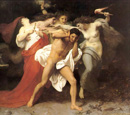 Bougereau-The-Remorse-of-Orestes