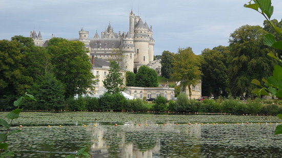 Chateau-de-Pierrefonds