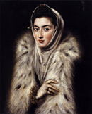 El-Greco-Lady-in-a-Fur-Wrap