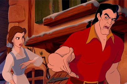 Gaston-ditches-Belle