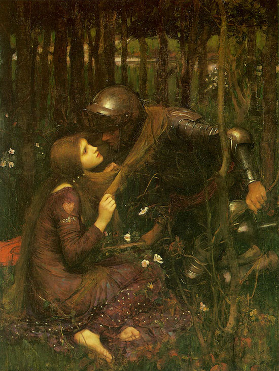Waterhouse-Belle-Dame-Sans-Merci
