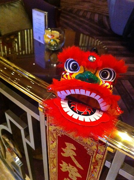 Lunar-New-Year-Chinese-red-lion