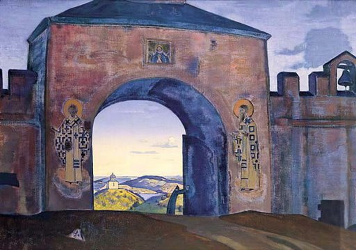 Roerich-Opening-the-Gates