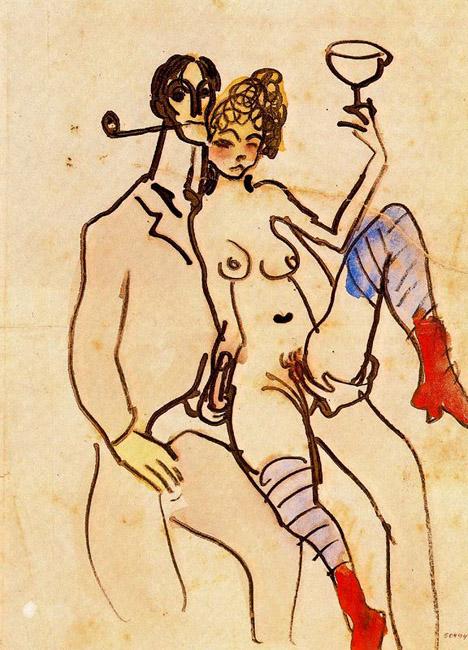 Picasso-Angel-Fernandez-de-Soto