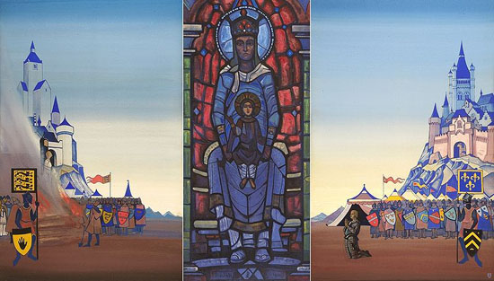 Roerich-Joan-of-Arc