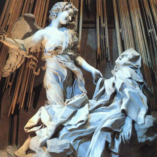 Saint-Teresa-Bernini