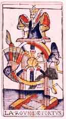 Tarot-Wheel-of-Fortune