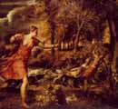 Titian-Actaeon