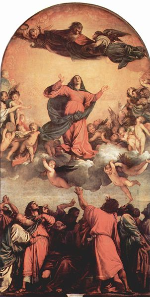 Titian-Assumption