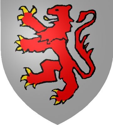 Eleanor of Aquitaine's Coat of Arms