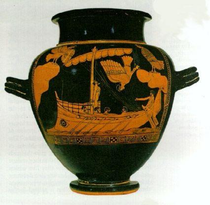 Odyssey by homer? argument?