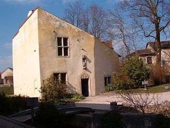 Joan of Arc's birthplace in Domremy is now a museum.