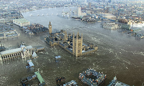 London-floods
