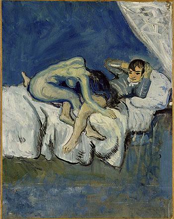 Picasso-Douleur