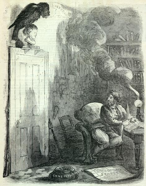 an analysis of edgar allan poes the raven Fc: the raven by edgar allan poe   a literary/phonetic/semantic exploration by   defined key words and wrote an essay on the poem's poetic devices or syntax.